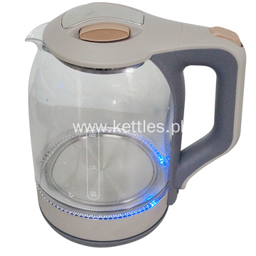 Stainless steel electric glass kettle